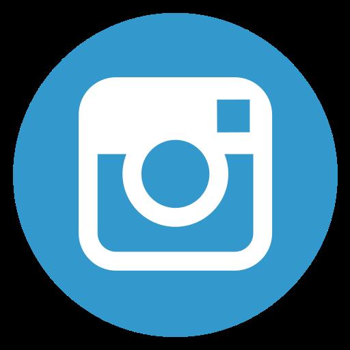 Instagram, round, social media icon | Icon search engine