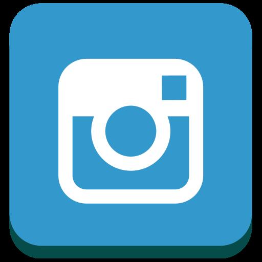 instagram, social media, square icon
