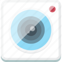 app, camera, instagram, like, share, social, web icon