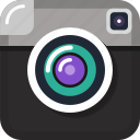 app, camera, instagram, like, photo, share, social icon