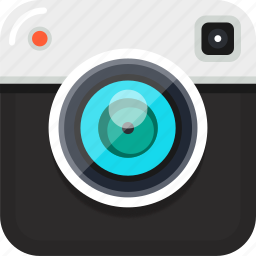 camera, instagram, like, photo, retro, share, social icon