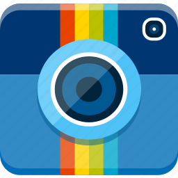 app, camera, instagram, like, photo, retro, social icon