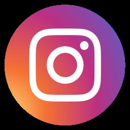 instagram, instagram new design, round, social media icon