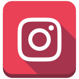 instagram, instagram new design, shadow, social media, square icon