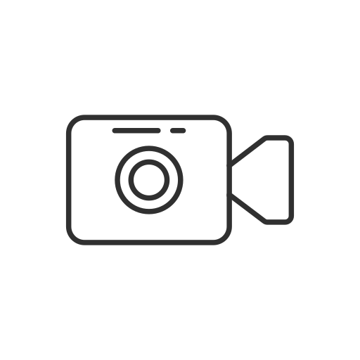 instagram, post, record, video icon