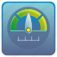 configuration, count, equipment, pressure, setting, tool icon