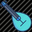 lute, instrument
