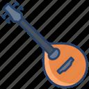 mandolin, instrument