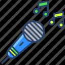 mic, microphone