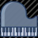 piano, instrument