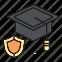 education, college, school, cap, university, mortarboard, graduation