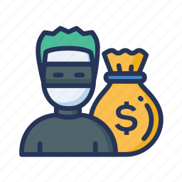 insurance, locked, protect, protection, safety, theft, unsafe icon