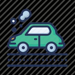 automobile, delivery, tourism, transportation, travel, van, vehicle icon