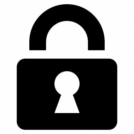 data, gdpr, insurance, lock, padlock, password, protect, protection, secure, security icon