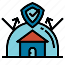 architecture, estate, home, housing, insurance, protection, real
