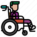 disability, disable, handicap, sign, signaling, wheelchair icon