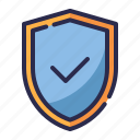 guarantee, guard, insurance, protection, safe, security, shield icon