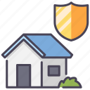 estate, home, house, insurance, protect, real, safety