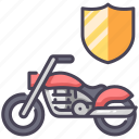accident, insurance, motorbike, motorcycle, protect, safety, vehicle