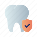 dental insurance, dentist, guard, insurance, protection, shield, tooth