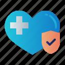 guard, health insurance, healthy, heart care, insurance, protection, shield