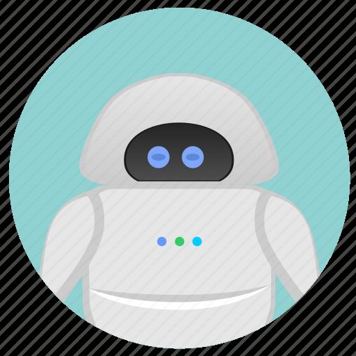 helper, home, robot, technics icon