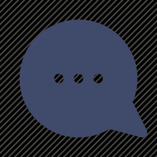 chat, communication, conversation, interface, message, talk icon