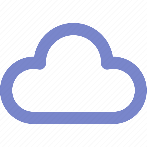 cloud, expanded, outline, ui, web icon