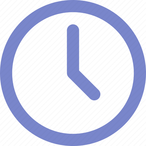 clock, expanded, outline, time, timeline, ui icon