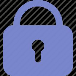 lock, safe, security, ui icon