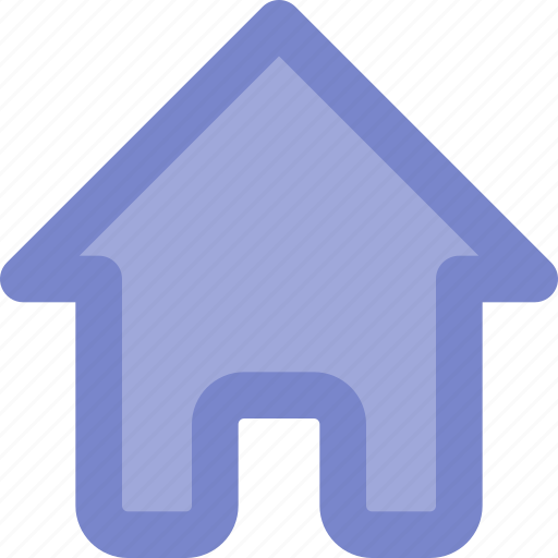 color, home, house, lineal, outline, ui icon