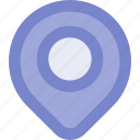 color, gps, lineal, location, outline, place, ui icon