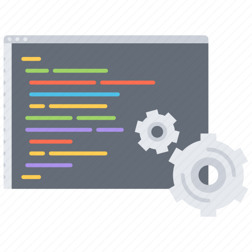 code, develop, developer, optimization, program, programming icon