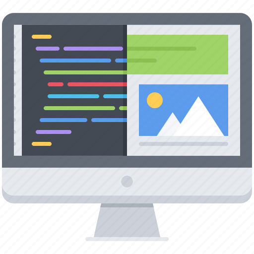 develop, developer, interface, page, programming, web, website icon