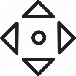all, arrow, arrows, direction, intergace, move icon