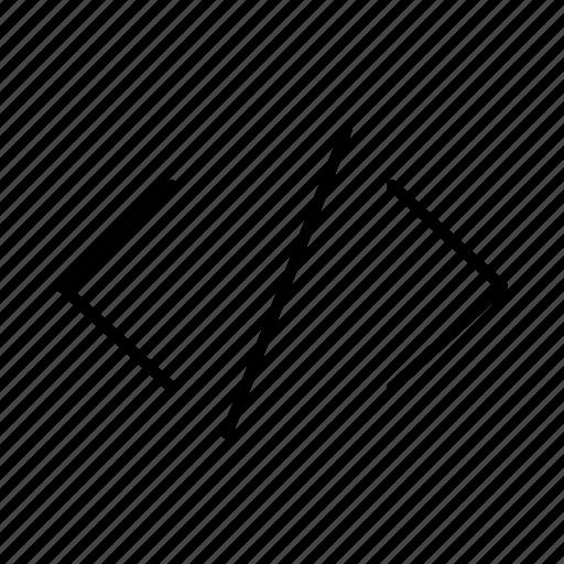 arrow, left, link, right icon
