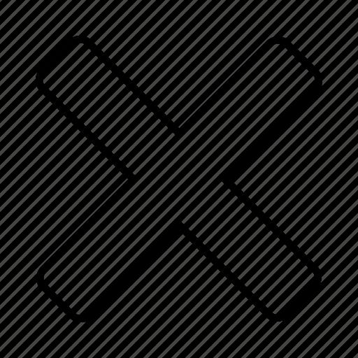 Close, delete, no, stop icon - Download on Iconfinder