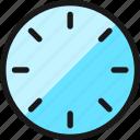 time, clock, midnight