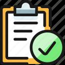 task, checklist, check