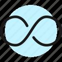 button, loop