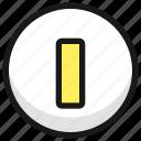 power, button