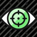 iris, scan