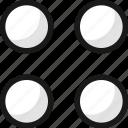 layout, corners, dashboard