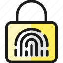 id, touch, lock