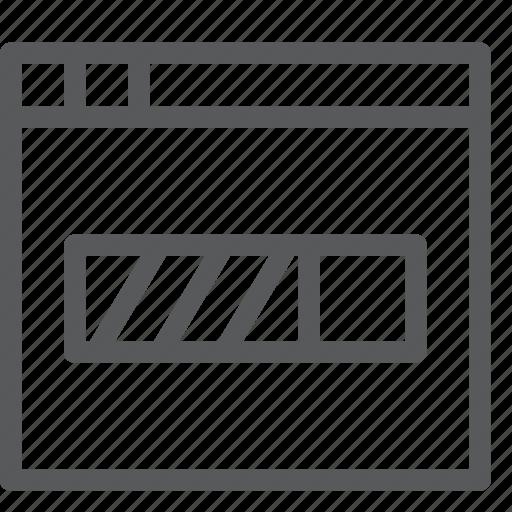 downloading, feedback, interface, loading, progress, uploading, window icon