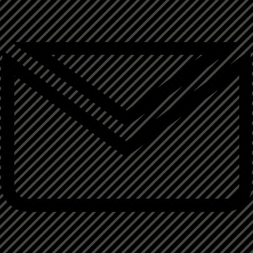 Email, envelope, inbox, letter, mail, message, send icon - Download on Iconfinder