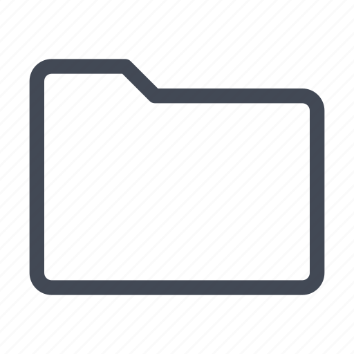 archive, data, directory, documents, files, folder icon