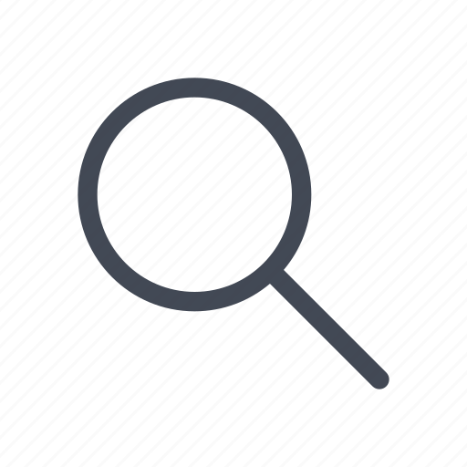 Glass, magnifying, search, find, magnifier, view, zoom icon - Download on Iconfinder
