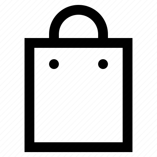 bag, market, mobile, shop, store icon