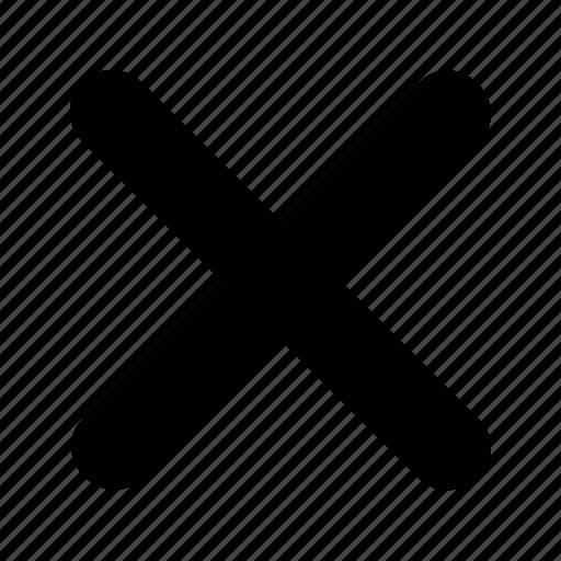 close, ex icon